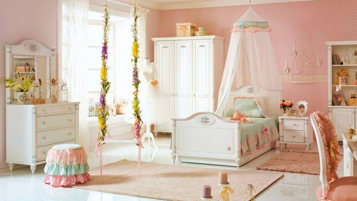 Παιδικό Δωμάτιο Romantic