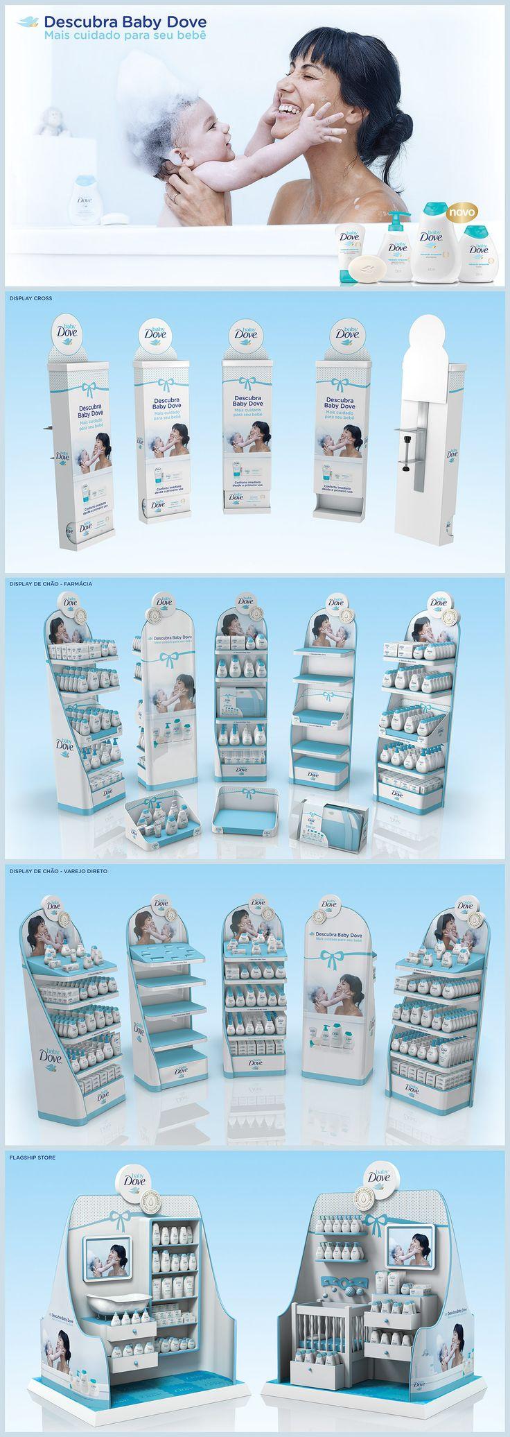 Lançamento Baby Dove - MPDV on Behance