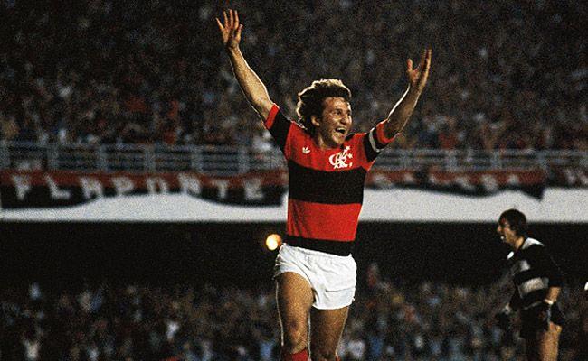 Com média de 0,69 gols por partida o craque marcou época com a camisa do clube, tendo participado do periodo de maiores glórias da equipe carioca, na década de 70 e 80, tendo sido campeão brasileiro, da libertadores e mundial.  O galinho é até hoje o maior artilheiro da historia do Maracanã com 333 gols marcados.  Títulos com o manto rubro negro:  Campeonato Carioca (1972, 1974, 1978, 1979, 1981 e 1986)  Taça Guanabara (1972, 1973, 1978, 1979, 1980, 1981, 1982, 1988 e 1989)  Taça Rio de…