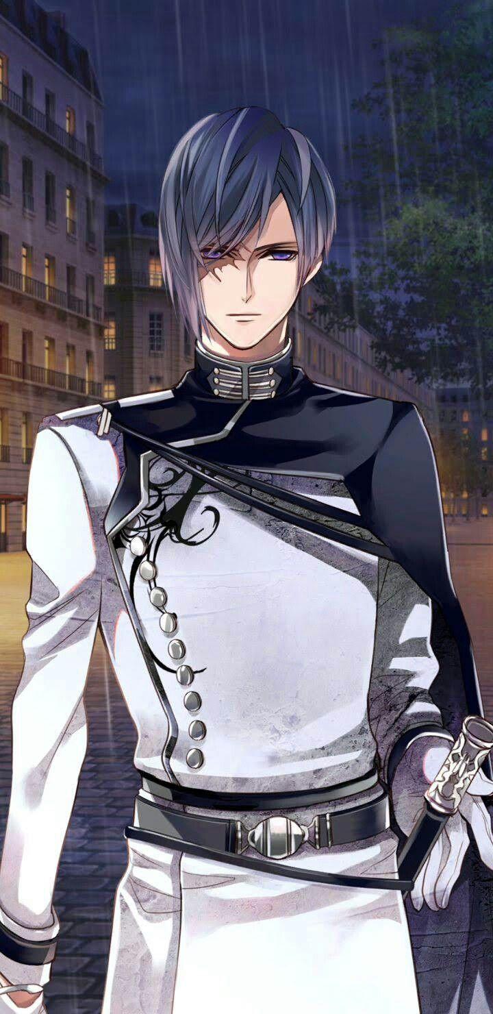 Pin By Knownlone On Ikemen Vampire Cute Anime Guys Handsome Anime Cute Anime Boy