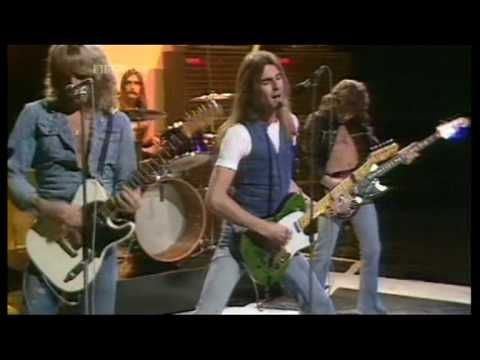 STATUS QUO - Down Down  (1975 UK T.O.T.P. TV Appearance) ~ HIGH QUALITY ...