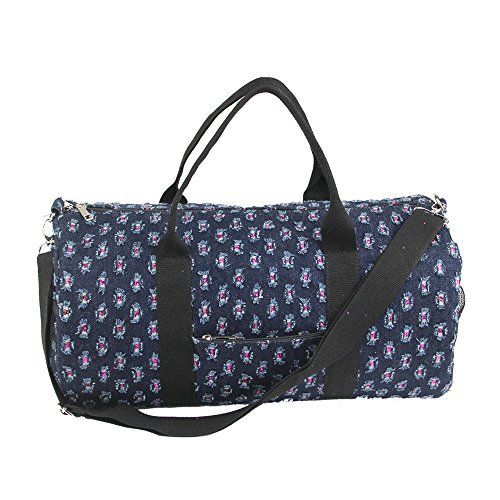 New Trending Luggage: Orota Travel Tote Luggage Hobo Gym Duffle Bag Sports Duffels with pockets (denim). Orota Travel Tote Luggage Hobo Gym Duffle Bag Sports Duffels with pockets (denim)  Special Offer: $28.99  177 Reviews All of these storage options make this duffle bag perfect for the gym, dance, cheer, ballet, soccer, or softball practice. An adjustable  detachable shoulder...