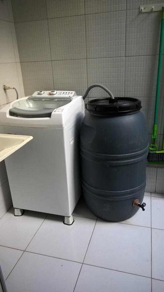 Aprenda a montar um sistema que reaproveita a água da máquina de lavar - Gazeta Online - O maior portal do Espírito Santo