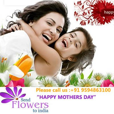 Send Flowers to Your Mom – Mother's day is on the verge please place order in advance to deliver the mother's day flowers on time. All our flowers arrangements and bouquets are the perfect gift for your Mom on this Mother's Day occasion. Please click view more products http://www.sendflowerstoindia.in/