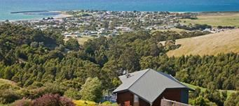 One of the best views in Apollo Bay!  Point of View, Accommodation in Apollo Bay - Book Online.