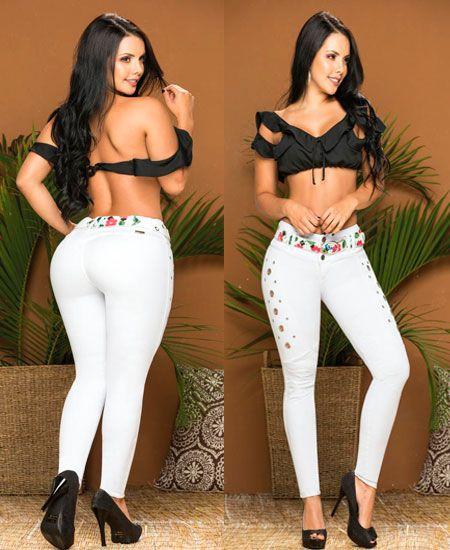 0f575e2843 PaJeans levanta cola en Madrid venta de ropa colombiana en Valencia a precios  BARATOS