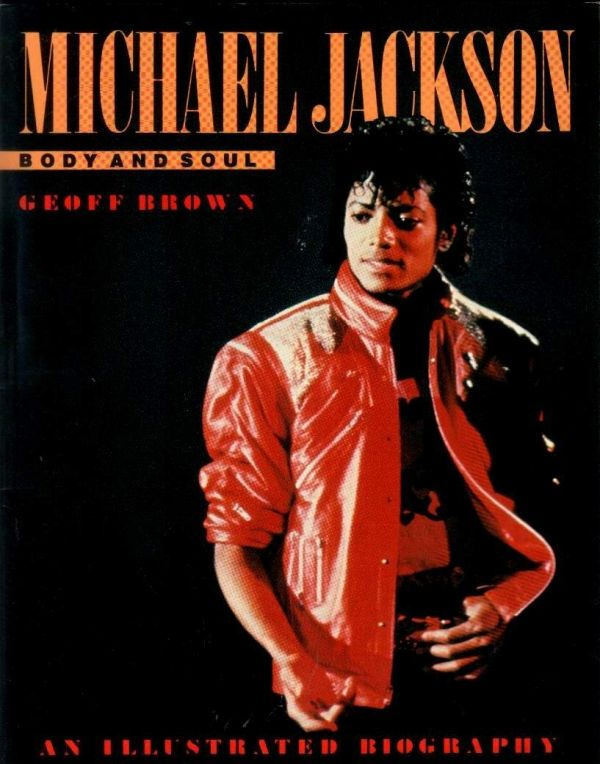 best magazines books images michael jackson items similar to vintage michael jackson book body and soul by geoff brown michael jackson biography