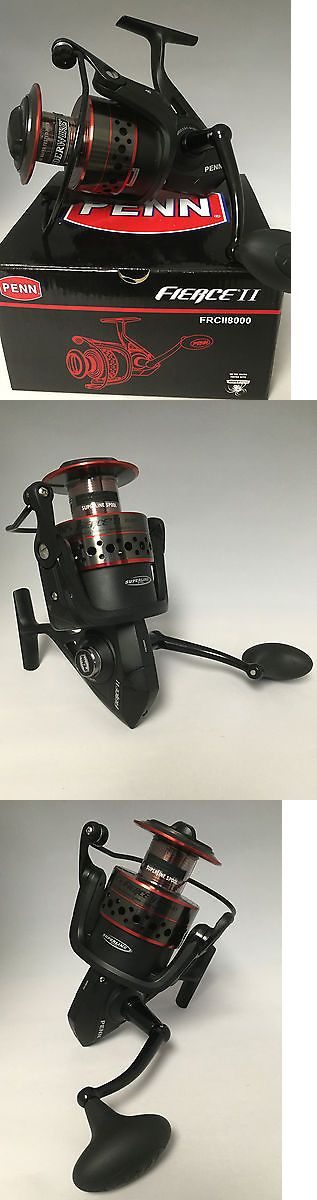 Saltwater Reels 180092: Penn Fierce Ii 8000 Spinning Reel - Extremely Fast Shipping! -> BUY IT NOW ONLY: $64.95 on eBay!