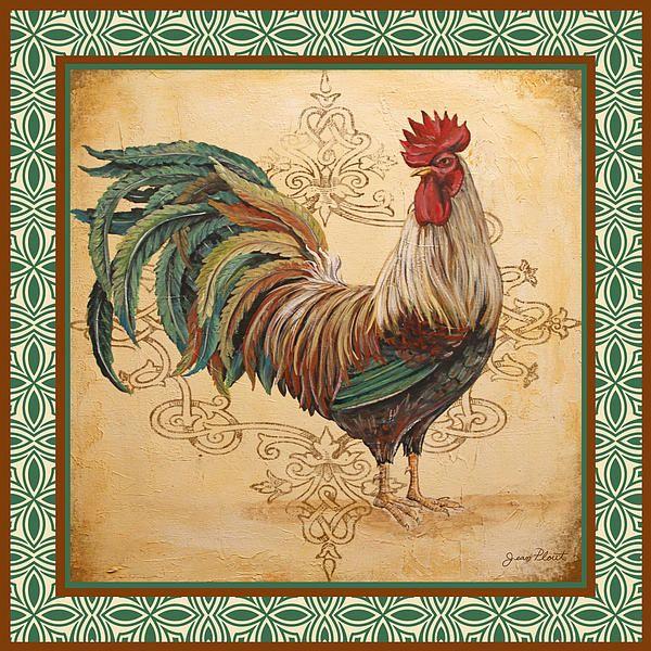 I uploaded new artwork to fineartamerica.com! - 'Renaissance Rooster-d' - http://fineartamerica.com/featured/renaissance-rooster-d-jean-plout.html via @fineartamerica