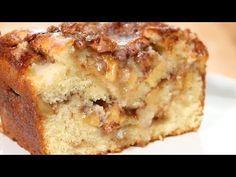 Ce pain aux pommes fait un malheur avec sa texture moelleuse et délicieuse - Ma Fourchette