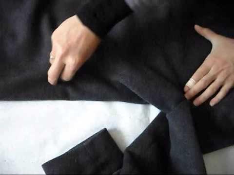 Kıyafetten nasıl kalıp çıkarılır? - YouTube