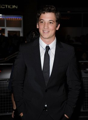 Miles Teller from Footloose...LOVED this guy!!