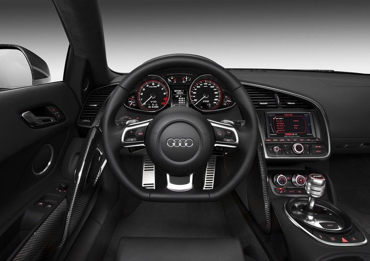 Audi R8 2010 Supercars In 2020 Audi R8 Interior Audi R8 V10 Dream Cars Audi