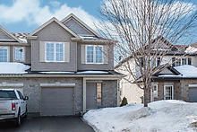 344 Horseshoe Cres, Stittsville MLS® 1044790 $367,500  3 bedroom + loft semi that feels like a single family home!