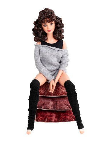 Barbie Collector Doll: 2010 SDCC Comiccon Mattel Exclusive 1980s Flashdance Movie Barbie Doll >>> Find out more about the great product at the image link.