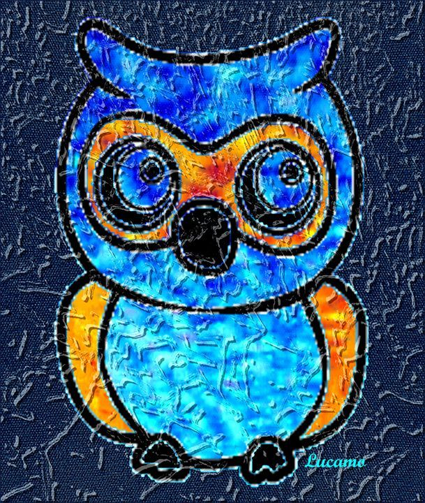 Owl - Lucamo: Creating with images