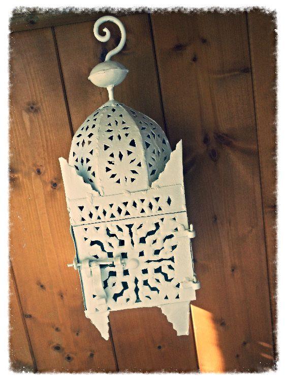 La foresta incantata design: Lanterne marocchine e vasetti fai da te