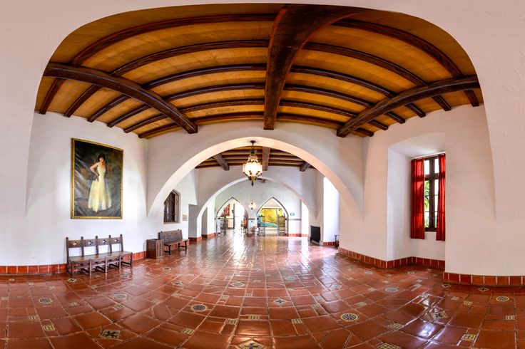 17 best images about santa barbara architecture home for Mural room santa barbara courthouse