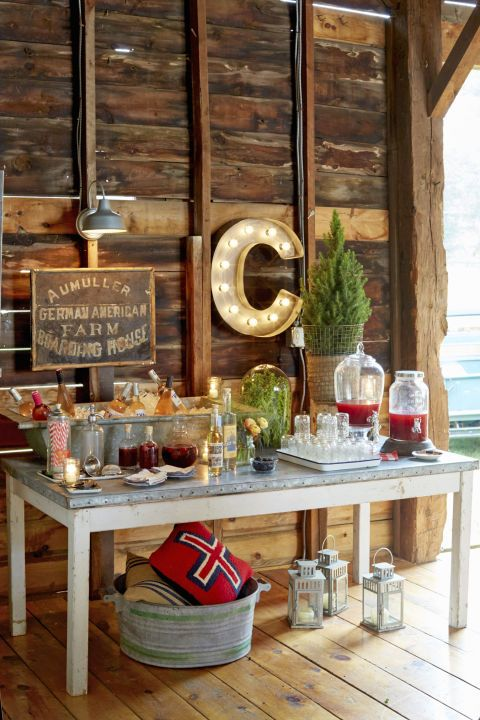 How to Throw a Barn Party (with or without a barn!) - Beneath My Heart