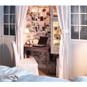 Spencer Hasting's Bedroom, love the curtains! | Pretty Little Liars