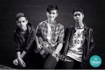 Ethan, Chris and Jakob❤️