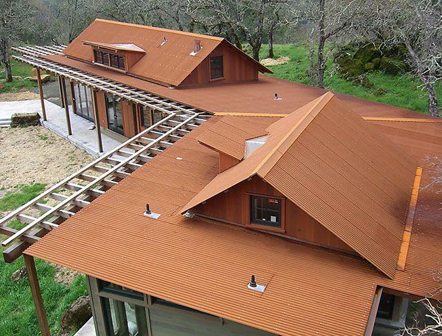 Pin By Henan Troyiker On Www Cortensteelart Com Metal Roofing Prices Corrugated Metal Roof Metal Roof