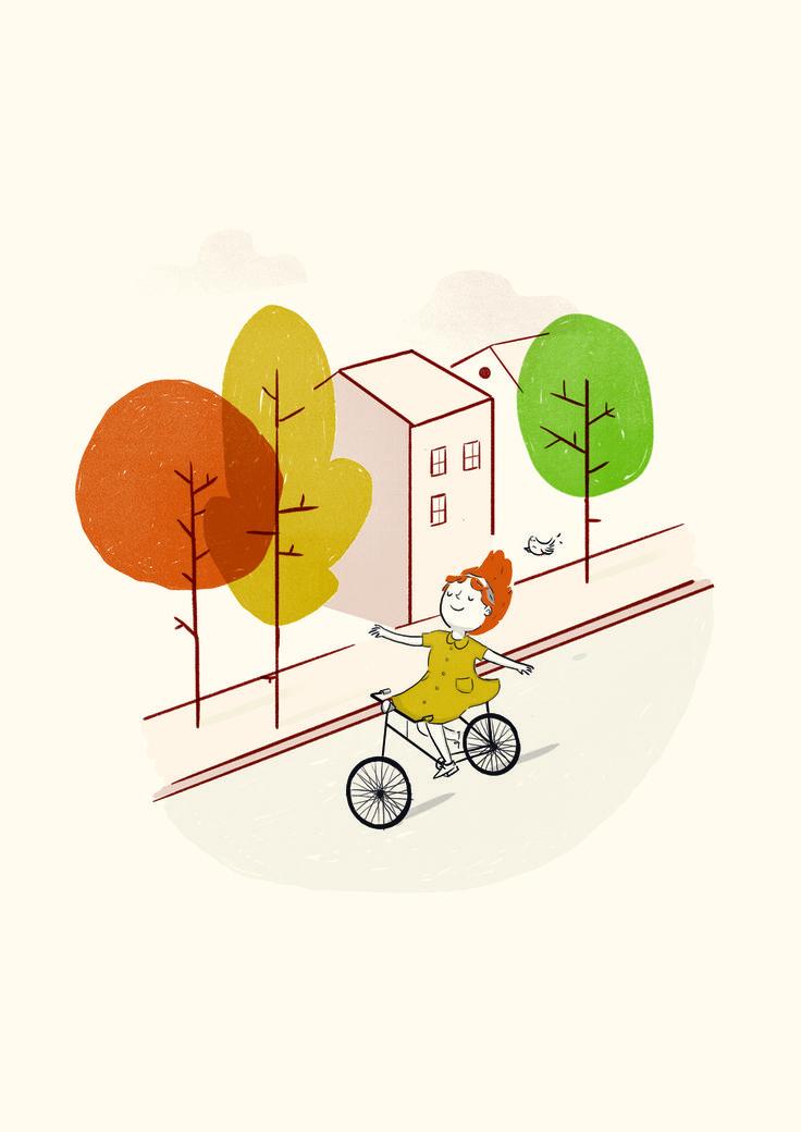 Pedalea - Ro Ledesma Illustration & Design