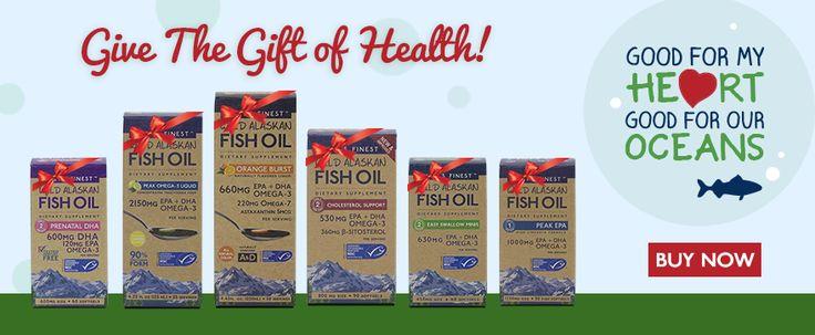 Wild Alaskan Fish Oil | Wiley's Finest