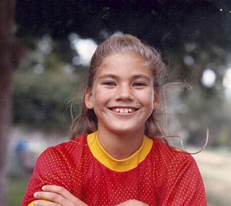 MORE PHOTOS +. KEEPER BEGINNINGS. Hope Solo