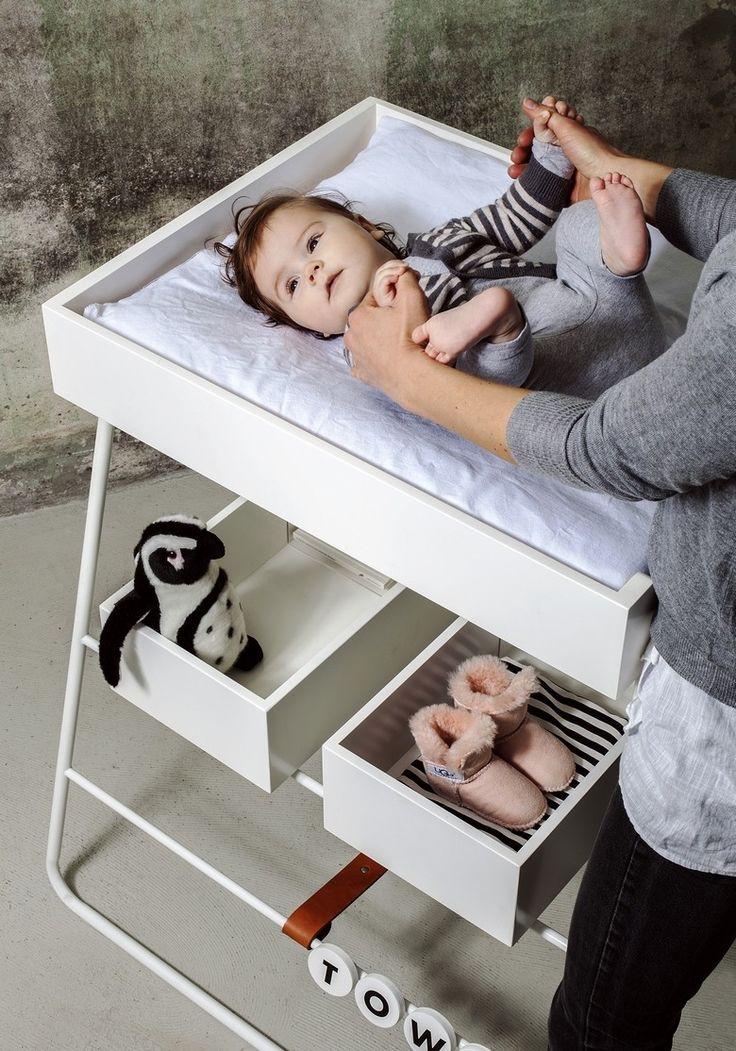 Kolekcja TOWER BudtzBendix - duńskie produkty dla dzieci najwyższej jakości