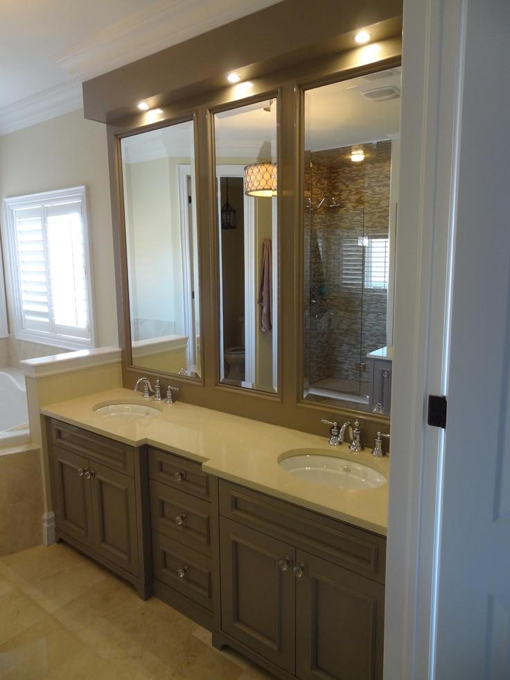 15 best images about master bathroom on pinterest for Custom master bath