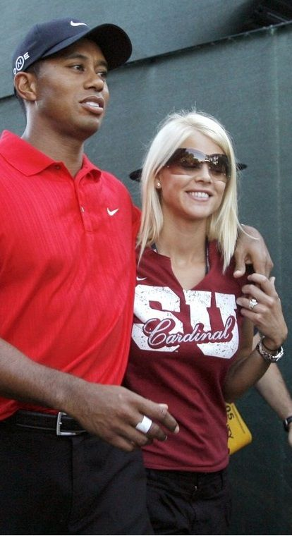 #Tiger_Woods' #divorce from #Elin_Nordegren  estimated at $100 million