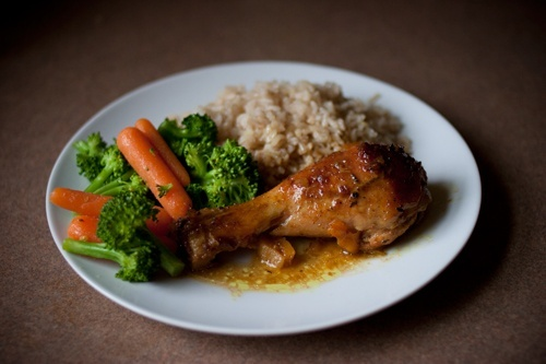 moroccan chicken -recipe from nourishing traditions. healthy-living