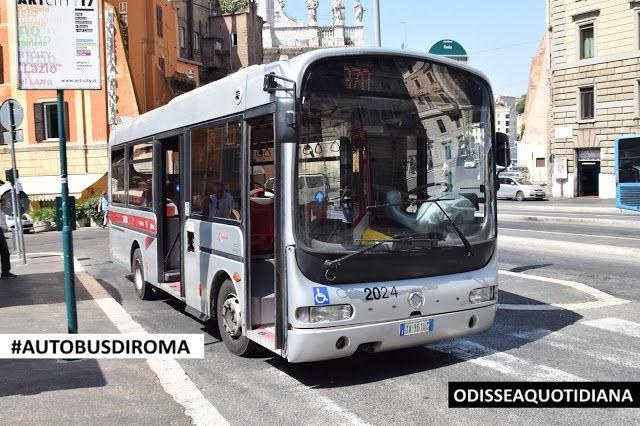 #AutobusDiRoma - Il lotto più giovane di Irisbus Europolis