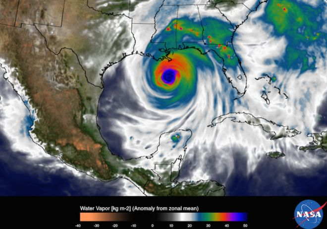 See How Much Hurricane Models Have Improved Since Katrina