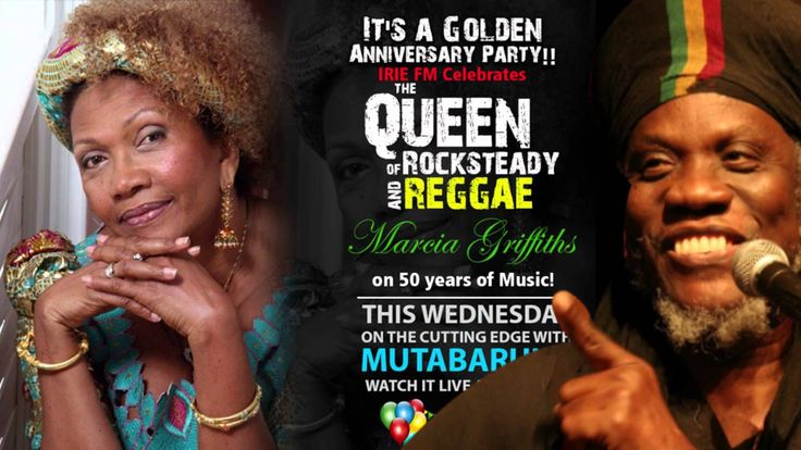 Marcia Griffiths & Muta Cutting Edge Interview [Audio Rip] - http://www.yardhype.com/marcia-griffiths-muta-cutting-edge-interview-audio-rip/