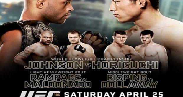 UFC 186 Preview and Picks | TalkingBrawlsMMA.com
