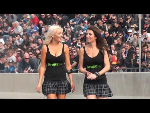 Video clips from 2012 CRC Speedshow