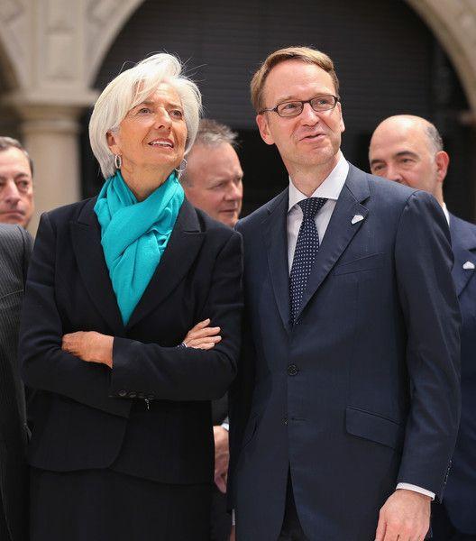 Christine Lagarde Photos - G7 Finance Ministers Meet in Dresden - Zimbio