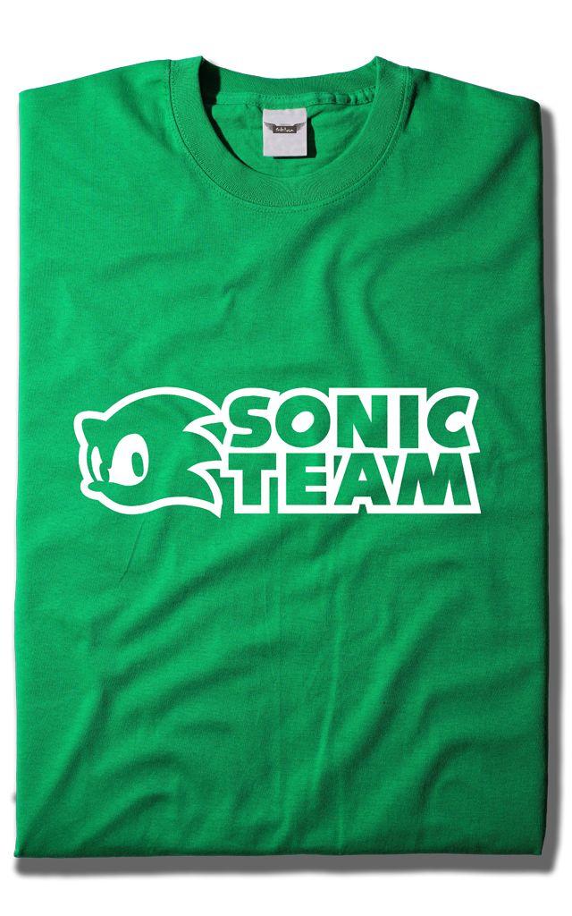 Camiseta Sonic V5