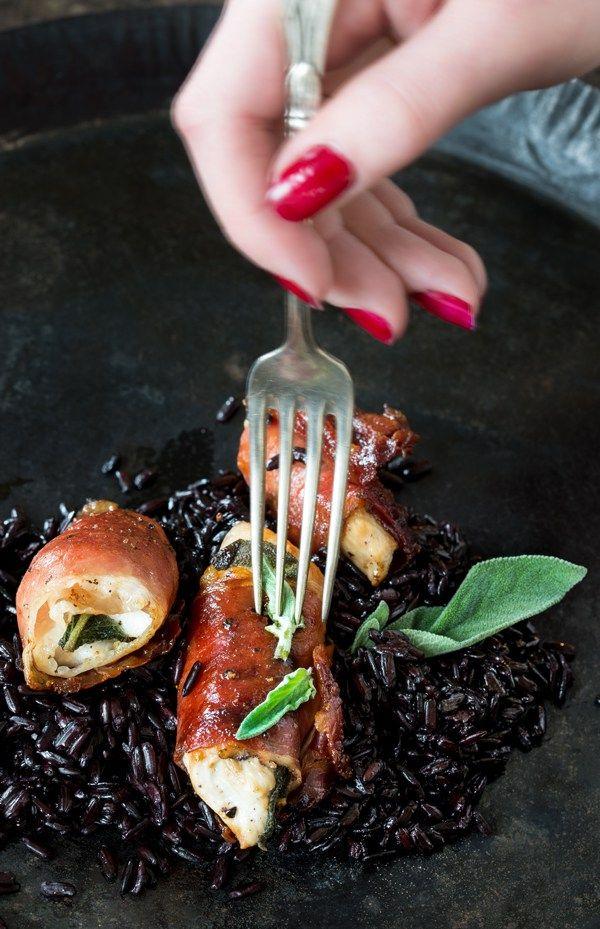 Hähnchen Saltimbocca und dann auch noch das ... - marieola - food and lifestyle blog