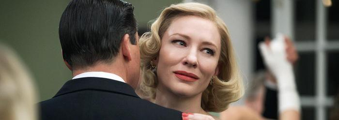 Haynes brengt ouderwetse romantiek in een beeldschone film. Het is niet minder dan een feest om Blanchett en Mara het spel van verleiding te zien spel