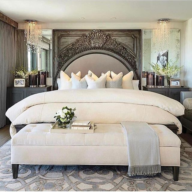 WEBSTA @ alwaysperfectsheet - Hi pretty, fluffy bed!!! That is what we want our bed to look like when we get in at night!!! Pretty linens in light colors make it so peaceful!! We make those!!! It's almost afternoon but we are thinking.... @alwaysperfectsheet @barclaybutera #prettyroom #fluffybed #lookssocomfy #getin #sweetdreams #alwaysperfect