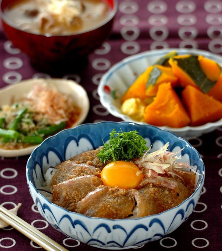 「鯛のゴマダレ丼」の献立・レシピ - 【E・レシピ】料理のプロが作る簡単レシピ/2016.10.05公開の献立です。