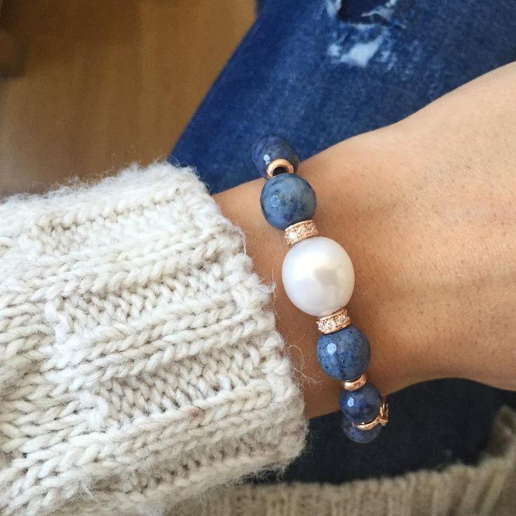 Blue jeans   #marinagarciajoyas #welovejewels