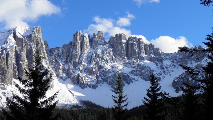 Dolomiti Latemar, viste dalla val d' Ega. (Bolzano) - Andy.27 Miglioranzi / Merano - Google+