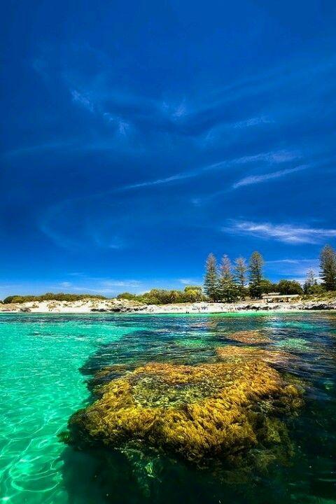 Rottnest Island, Perth.