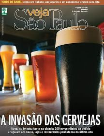 A invasão das Cervejas .. The invasion of beers! Beer highlights from Brazil.