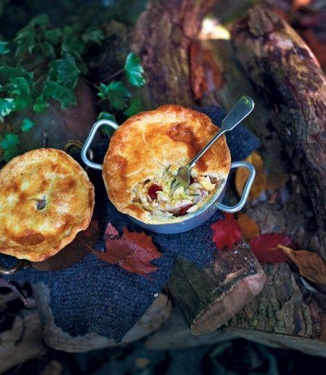 Chicken,-chorizo-and-cider-pot-pies