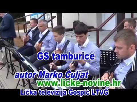 GS tamburice © Marko Čuljat Lika press www.licke-novine.hr Lička televiz...